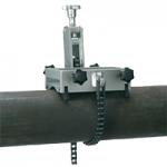 Зажим для труб диаметром 80-250 мм. трубы